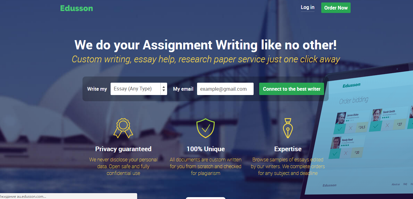 best n essay writing services reviews for you  edusson com has rating 3 based on the customers review we recommend using services that are rated more highly detected issues no discounts available bad